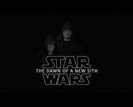 Star Wars: The Dawn of a New Sith